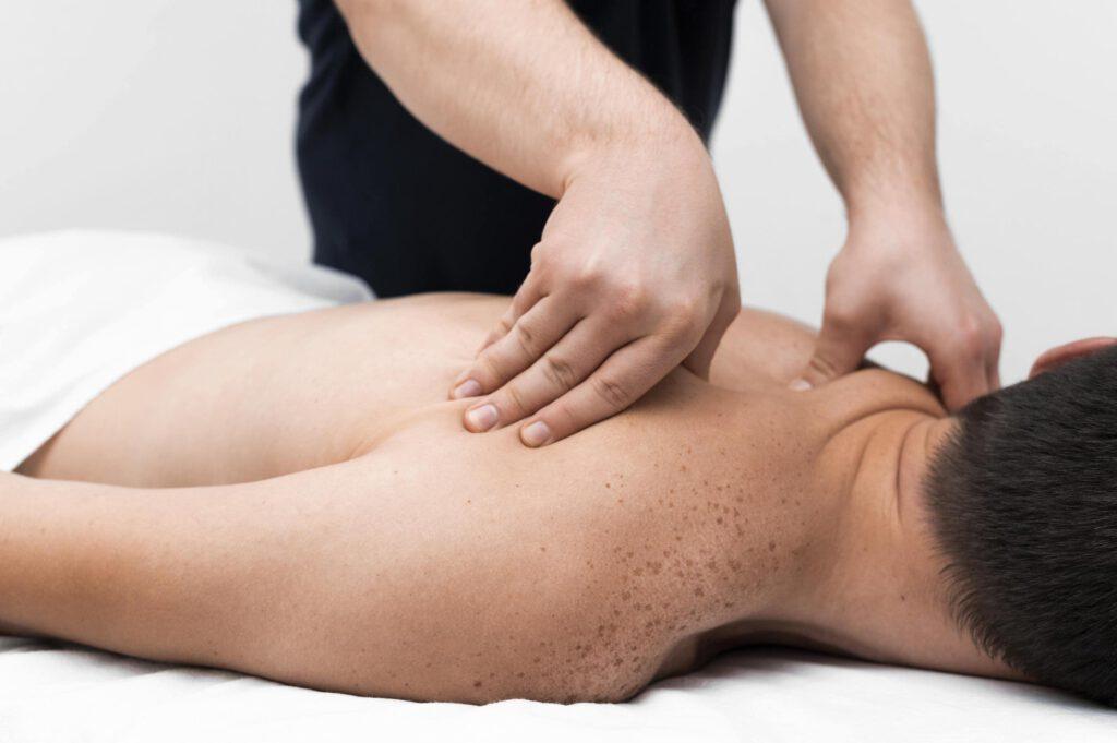 Physiotherapeutische Massage Trier